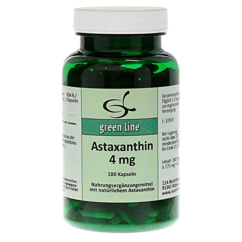 medikament astaxanthin 4 mg kapseln 180 st ck pzn 10707798 im preisvergleich. Black Bedroom Furniture Sets. Home Design Ideas
