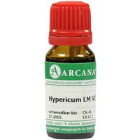 Hypericum LM 06 Dilution von ARCANA Dr. Sewerin GmbH&Co.KG