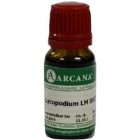 Lycopodium LM 18 Dilution von ARCANA Dr. Sewerin GmbH &Co.KG