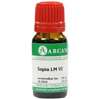 Sepia LM 06 Dilution von ARCANA Dr. Sewerin GmbH&Co.KG