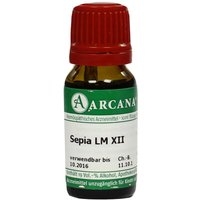 Sepia LM 12 Dilution von ARCANA Dr. Sewerin GmbH&Co.KG