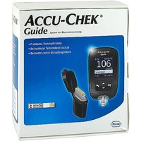 Accu Chek Guide Set mg / dl von Accu Chek