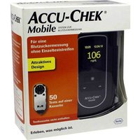 Accu Chek Mobile Set mg / dl III von Accu Chek