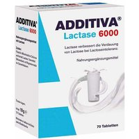 Additiva Lactase 6000 Tabletten von Additiva