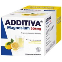 Additiva Magnesium 300 mg N Pulver von Additiva