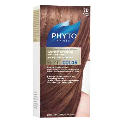 Phytocolor 7d goldblond von Ales Groupe Cosmetic Deutschla