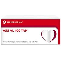 ASS AL 100 TAH Tabletten von Aliud Pharma