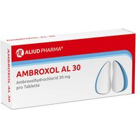 Ambroxol AL 30 Tabletten von Aliud Pharma