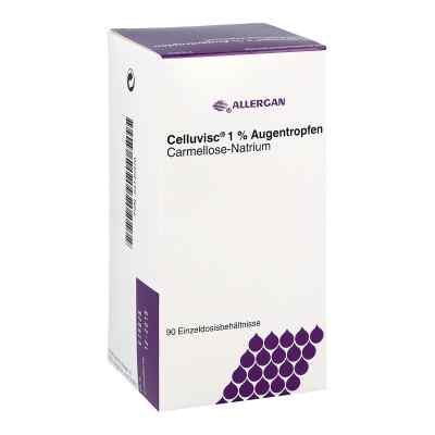 Celluvisc 1% Augentropfen von Allergan Pharmaceuticals Irela