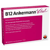 B12 Ankermann Vital Tabletten von Ankermann