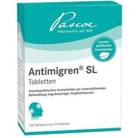 Antimigren SL Tabletten von Antimigren