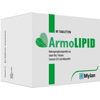 Armolipid Tabletten von Armolipid
