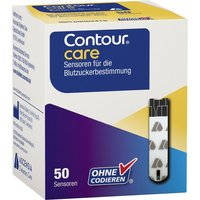 CONTOUR Care Sensoren von Ascensia Diabetes Care Deutschland GmbH