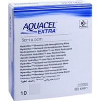 Aquacel Extra 5x5 cm Verband von B2B Medical GmbH