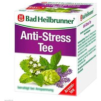 Bad Heilbrunner Tee Anti Stress Filterbeutel von Bad Heilbrunner