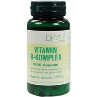Vitamin B1 3 mg Bios Kapseln von Bios Medical Services