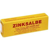 Zinksalbe von Bios Medical Services