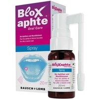 Bloxaphte Oral Care Spray von Bloxaphte