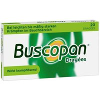 Buscopan Dragees von Buscopan