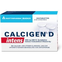 Calcigen® D intens 1000 mg/880 I.e. von Calcigen®