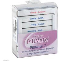 Medikamenten Dispenser Pillmate 7 von CareLiv