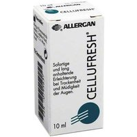 Cellufresh Augentropfen von Cellufresh