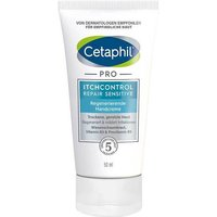 Cetaphil Pro Itch Control Repair Sensitive Handcreme von Cetaphil