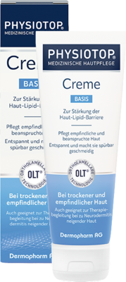 PHYSIOTOP Basis Creme 75 ml von DERMAPHARM AG