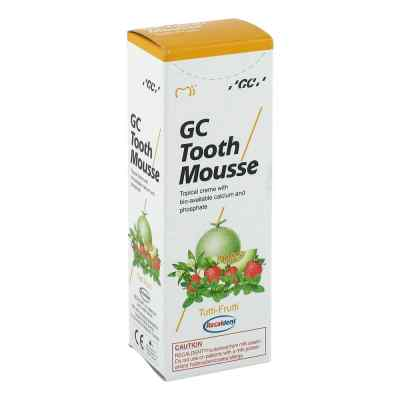 Gc Tooth Mousse Tutti Frutti von Dent-o-care Dentalvertriebs Gm
