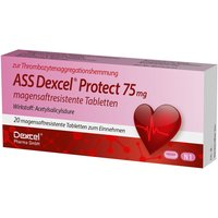 ASS Dexcel® Protect 75 mg von Dexcel®