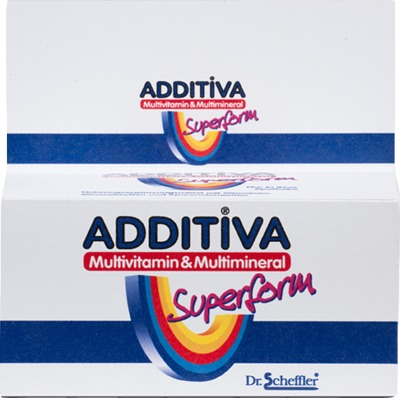 ADDITIVA Superform Filmtabletten von Dr. B. Scheffler Nachf. GmbH & Co. KG