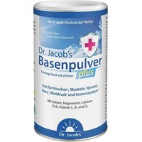 Basenpulver plus Dr. Jacobs von Dr. Jacobs Medical