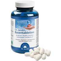 Basentabletten Dr. Jacob`s von Dr. Jacobs Medical