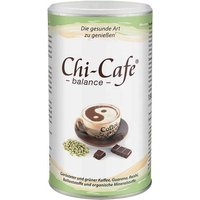 Chi Cafe balance Pulver von Dr. Jacobs Medical