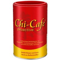 Chi Cafe proactive Pulver von Dr. Jacobs Medical
