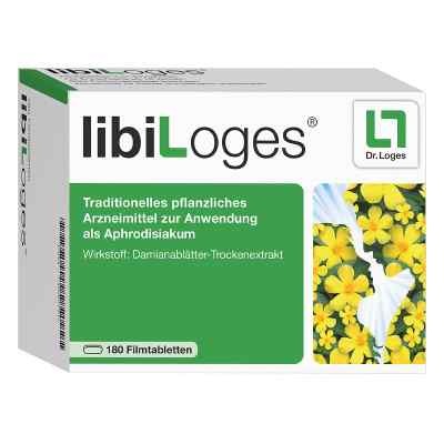 Libiloges Filmtabletten von Dr. Loges + Co. GmbH