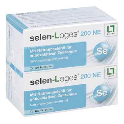 Selen Loges 200 Ne Tabletten von Dr. Loges + Co. GmbH