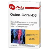 Osteo Coral D3 Dr. Wolz Kapseln von Dr. Wolz