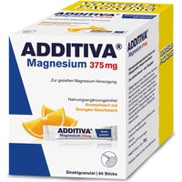 Additiva® Magnesium 375 mg Direktgranulat Orange von Dr.B.Scheffler Nachf. GmbH & Co. KG