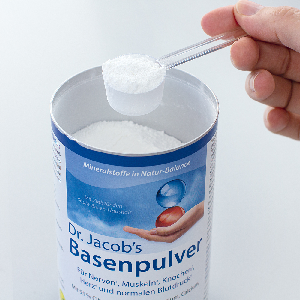 BASENPULVER Dr.Jacobs 300 g´ von Dr.Jacobs Medical GmbH