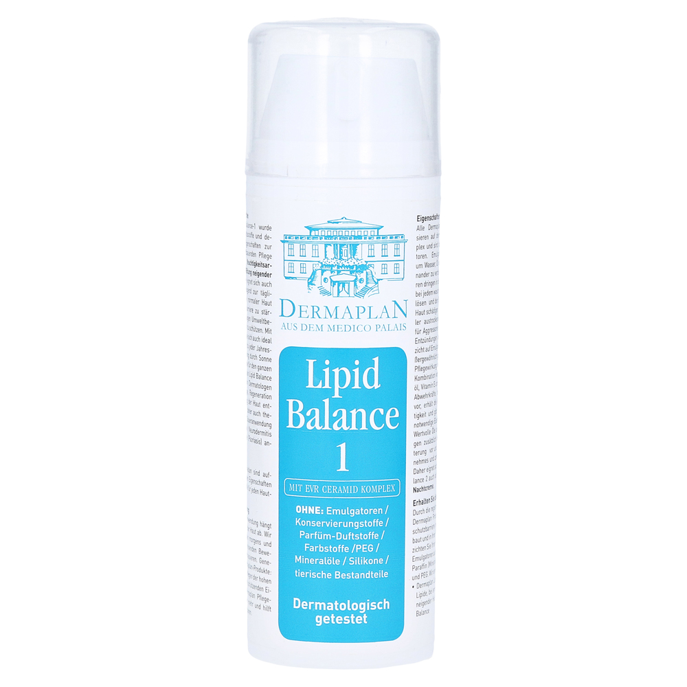 DERMAPLAN Lipid Balance 1 Creme 150 Milliliter von IMP GmbH International Medical Products