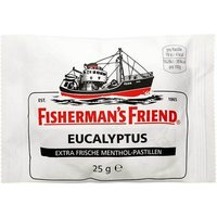 Fishermans Friend Eucalyptus mit Zucker Pastillen von Fishermans Friend
