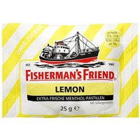 Fishermans Friend Lemon ohne Zucker Pastillen von Fishermans Friend