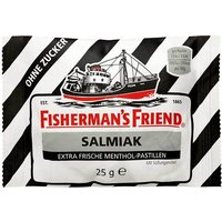 Fishermans Friend Salmiak ohne Zucker Pastillen von Fishermans Friend