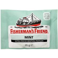 Fishermans Friend mint Pastillen von Fishermans Friend