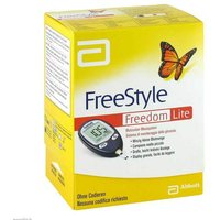 Freestyle Freedom Lite Set mg / dl ohne Codieren von Freestyle