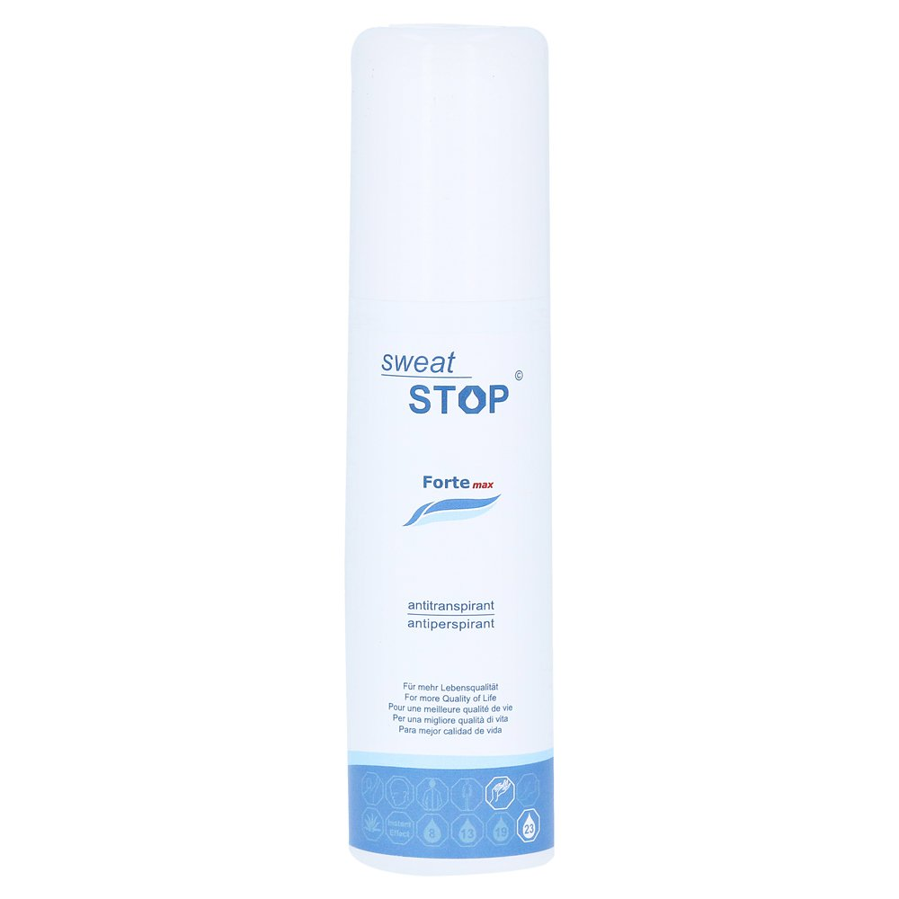 SWEATSTOP Forte max Spray 100 Milliliter von Functional Cosmetics Company AG