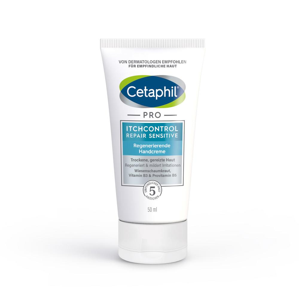 CETAPHIL Pro Itch Control Repair Sensitive Handcr. 50 ml von Galderma Laboratorium GmbH