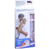 GERATHERM basal anaLoges Zyklusthermometer von Geratherm Medical AG