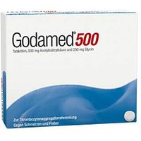 Godamed 500 Tabletten von Godamed